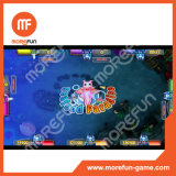 Meerestier-Paradies-elektronische Fang-Fisch-Säulengang-Spiel-Maschine mit Bill-Akzeptor