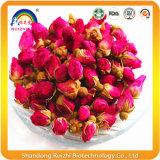 Rosa de té de flores secas de hierbas para adelgazar el té