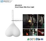 Heart Shape Велосипед Tail Light