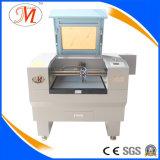 Máquina de estaca do laser do CO2 para os produtos acrílicos pequenos (JM-640H)