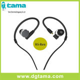 3.5mm Stereo Hi-Res Sound Earphone voor MP3 en MP4 Players