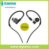 écouteur sain de locations stéréo de 3.5mm pour les joueurs MP3 et MP4