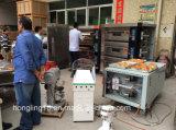 Buon singolo forno di cottura del gas dei cassetti della piattaforma 2 di prezzi GPL di vendita calda per pane