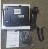 Vollkommene örtlich festgelegte Telefone mit SIM Karten-Ausgangstischplattentelefon-örtlich festgelegtem drahtlosem Telefonapparat mit FM SMS