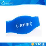 Em4200 de Manchetten van het Silicone RFID voor de Club van de Montage