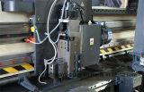 Plaque de feuille cannelant la machine de cannelure de la machine V