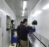 固定銃のヘルメットのための自動吹き付け塗装ライン