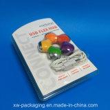 Dienblad van de Blaar van China het Duidelijke voor Elektronische Plastic Verpakking