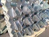 Части алюминия тонколистовой стали частей металла OEM собирая