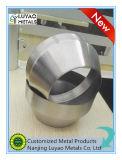 標準外デザインとの安いアルミニウム金属回転