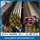 A479 201 de Staaf van de Hoek van het Roestvrij staal ASTM