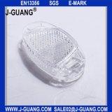 Круглый пластичный рефлектор велосипеда/рефлектор спицы велосипеда сделанный в Китае дешевом Wholeale (JG-B-04)