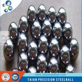 Bolas de acero con poco carbono para las piezas de los muebles de la base