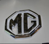 Máquina de capa de Metallizingvacuum para la insignia del coche
