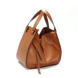 Al90029. A forma das bolsas do desenhador do saco das senhoras das bolsas do saco de couro da vaca do vintage da bolsa do saco de ombro ensaca o saco das mulheres