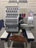 Tipo máquina principal automatizada máquina de Swf del bordado del sombrero del bordado sola para las ventas