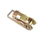 A catraca amarra para baixo a chicotada da carga da cinta Poliéster-Amarra Tbs033