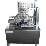 Rotary type Potato chip Canister Filling Sealing Machine