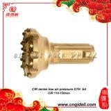Baixos bits da pressão de ar CIR110-150 DTH