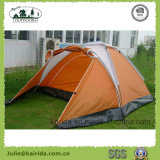 2 Personen-einlagiges 3 Pole-kampierendes Zelt