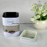 Kundenspezifischer grüner Tee-Zinn-Kasten, schwarzer Tee-Zinn-Kasten, Metallzinn-Kasten für Tee