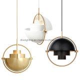 Nieuwe het Hangen van de Zaal van de Decoratie van de Lamp van de Tegenhanger van de Vorm van de Aarde van Hotsale van het Ontwerp Verlichting voor Projecten