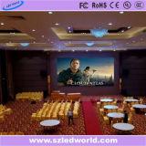LED 전자 디지털 표시 장치 스크린 위원회 공장을 Die-Casting P5 실내 임대 풀 컬러