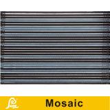 Mosaico horizontal caliente del vidrio cristalino de la mezcla de la venta 8m m para la serie del horizonte de la decoración de la pared (horizonte S D01/D02/D03/D04)