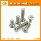 M10X60 Hot Sales DIN7991 Csk Head Hex Socket Screws
