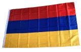 Armenien-Polyester-nationale Auto-Fenster-Markierungsfahnen (B-NF08F06070)