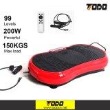 200WボディShaperのための赤い振動版の練習機械
