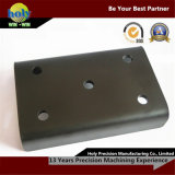 Pezzi meccanici di CNC della lamina di metallo del acciaio al carbonio del piatto del LED S355