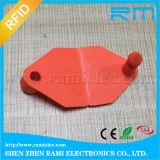 Tag de orelha animal rápido do coelho da entrega RFID