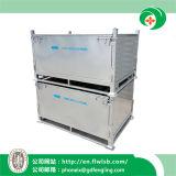 Acero plegable IBC para las mercancías del almacenaje