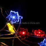 Luz colorida da luz de bordo da luz do bordo Luzes da decoração do Natal