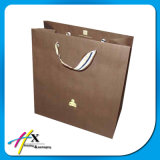 Twisted Handle White Kraft Paper Bag