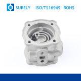 Части точности CNC автоматические запасные частями алюминиевой отливки
