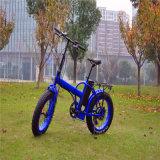2017 8fun 모터를 가진 새로운 중국 접히는 눈 전기 자전거
