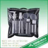 kosmetische Flasche des Arbeitsweg-10PCS eingestellt mit Sprüher-Flasche