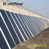 Lumière solaire 30W de jardin de stationnement de voie élevée carrée de route
