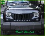Gril neuf de faucon avec la maille intrinsèque pour le Wrangler Jk de jeep