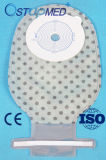 使い捨て可能な一つ60mm閉じるOstomy袋