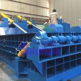 쓰레기 압축 분쇄기를 재생하는 자동적인 공장 철 알루미늄 구리 강철 Shavings