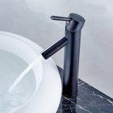 Flg Basin Faucet Robinet de bain en cascade en bronze huilé
