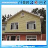 Casa pré-fabricada viva confortável personalizada da casa de campo