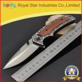 Горячие ножи ножа ножа звероловства оптовых продаж складывая тактические карманные (RYST0062C)