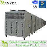 réfrigérateur 5ton/10ton/15ton air-eau industriel pour la machine en plastique et en caoutchouc
