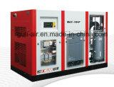 Fábrica sin aceite del compresor de aire del tornillo