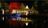 Ridge personnalisé Glamping&#160 ; Teepee de tentes pour l'événement d'usager