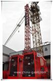 Gaoli elevador Sc200/200 del edificio del alzamiento de la construcción de 2 toneladas